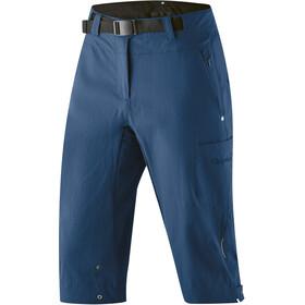 Gonso Ruth 3/4 Fietsbroek Dames, insignia blue